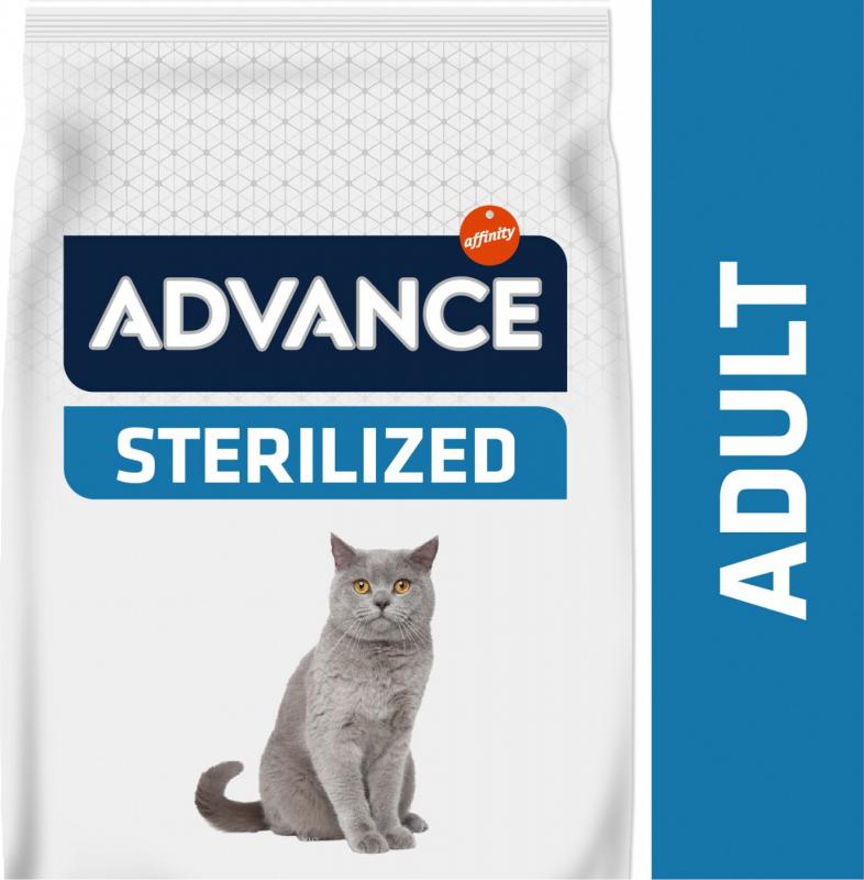 Advance Sterilized Adult Dinde & Orge pour Chat Adulte Stérilisé