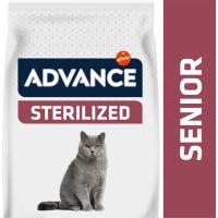 Advance Sterilized +10 ans au Poulet & Orge pour Chat Senior Stérilisé