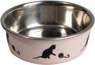 Gamelle en inox pour chat - BELLA