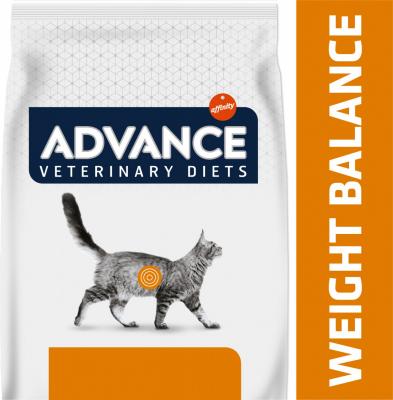 Advance Veterinary Diets Weight Balance pour chat en surpoids
