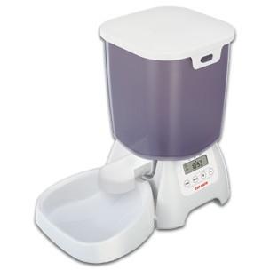 distributeur automatique nourriture et eau pour chat. Black Bedroom Furniture Sets. Home Design Ideas
