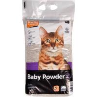 Baby Powder litière agglomérante pour chat - 7kg