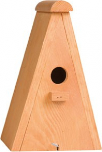 Minsk Wooden Tit Nest Box