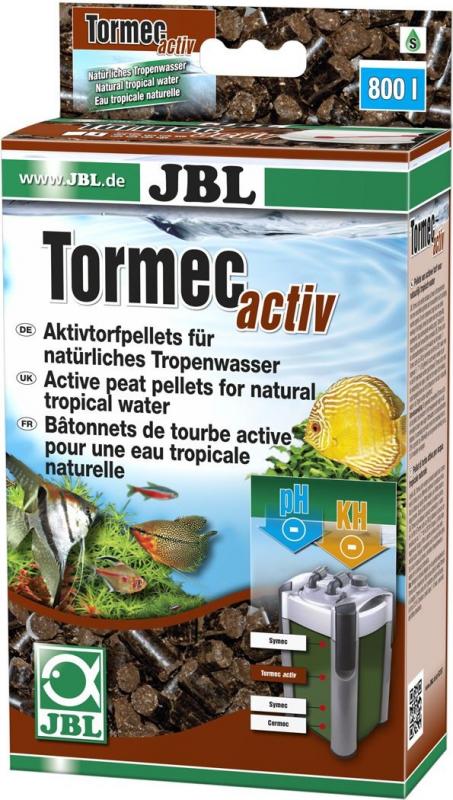 JBL Tormec Activ Tourbe pour aquarium d'eau douce