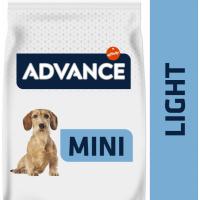 Advance Mini Light, met kip