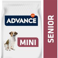 Advance Mini Senior 8+ au Poulet pour Chien Senior de Petite Taille