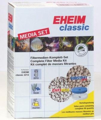 Kit complet de masses filtrantes pour filtre Classic 2213