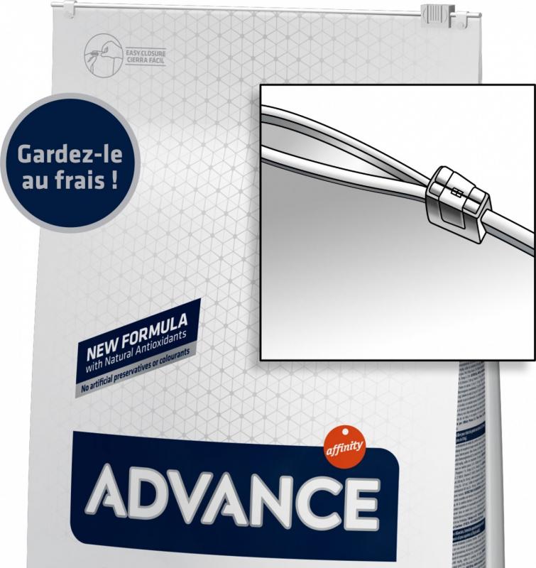 Advance Maxi Adult Poulet pour Chien Adulte de Grande Taille