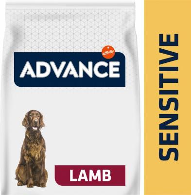 Advance Sensitive Lamb Agneau et Riz pour chien Adulte Sensible