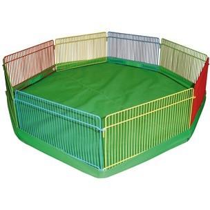 tapis de protection wembley pour parc color 233 pour rongeur enclos lapin