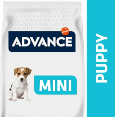Advance Mini Puppy Protect au poulet pour Chiot de Petite Taille