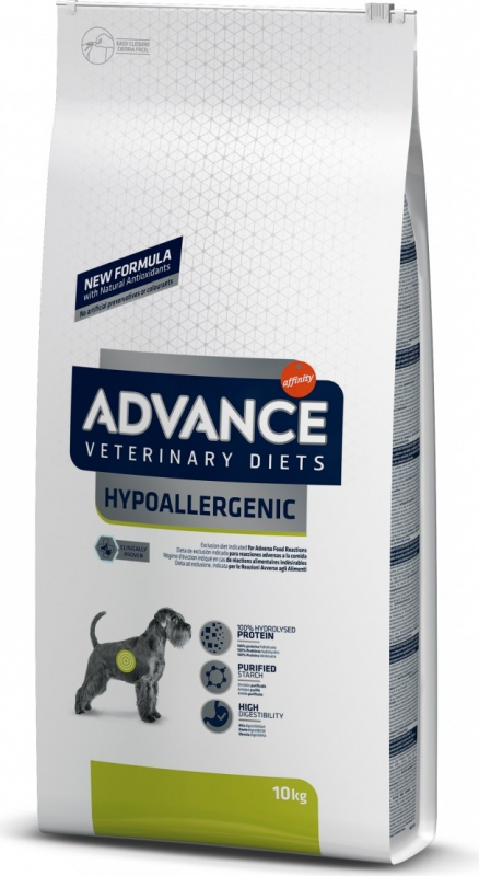 Advance Veterinary Diets Hypoallergenic pour chien adulte