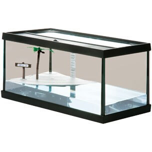 Aquarium pour tortues turtles bay bac tortue for Aquarium tortue
