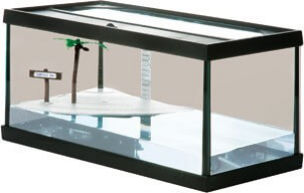 Aquarium pour tortues - TURTLES BAY