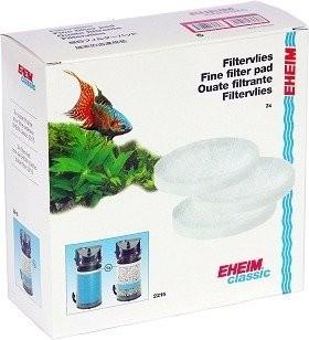 Coussins de ouate filtrante x3 pour filtre Eheim Classic 2215