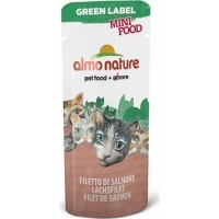Snack Almo Nature Green Label Mini Food pour chat