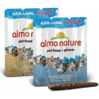Snack Almo Nature Azul Label para gato - Diferentes sabores   (1)