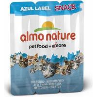 Snack Almo Nature Azul Label para gato - Diferentes sabores   (2)