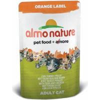 Paté Almo Nature Orange Label para gato - Diferentes sabores  (2)