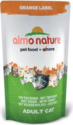 Trockenfutter Almo Nature Orange Label - Trockenfutter für Katzen - verschiedene Geschmacksrichtungen