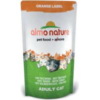 Croquettes ALMO NATURE Orange Label pour Chat Adulte - 3 saveurs au choix