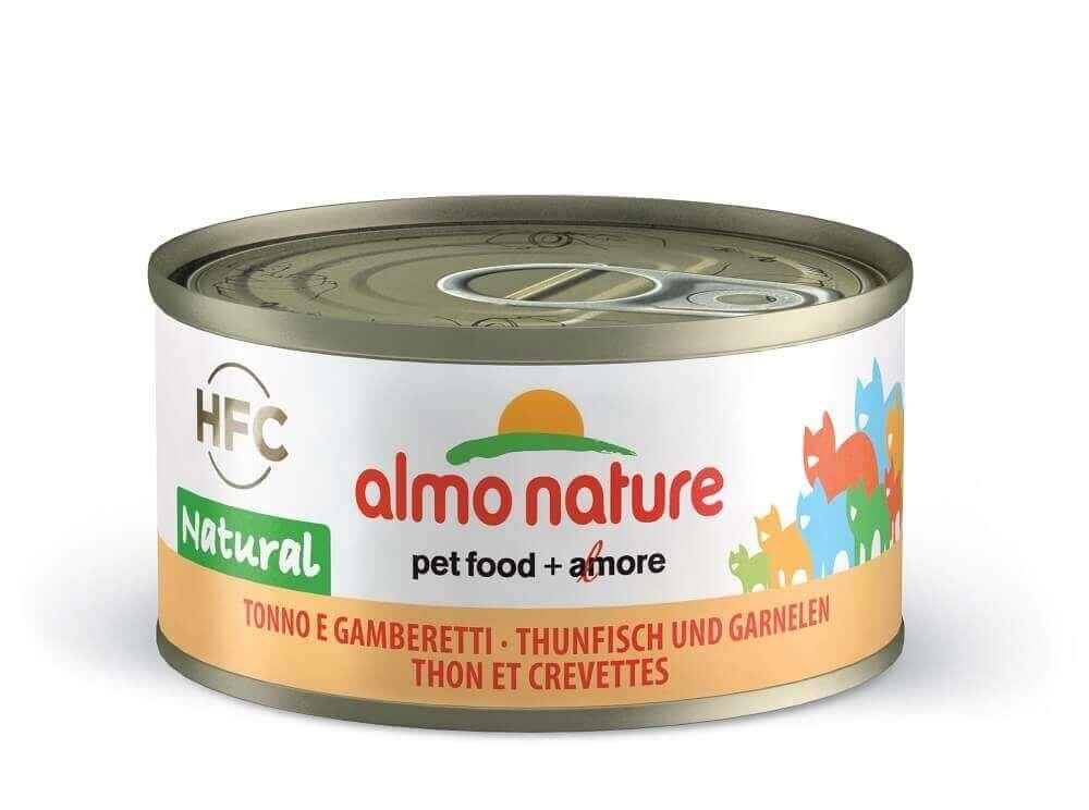 Pâtée Almo HFC Natural pour chat - Saveurs côté mer_7