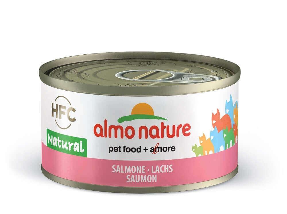Pâtée Almo HFC Natural pour chat - Saveurs côté mer_5