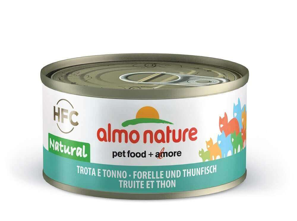 Pâtée Almo HFC Natural pour chat - Saveurs côté mer_3