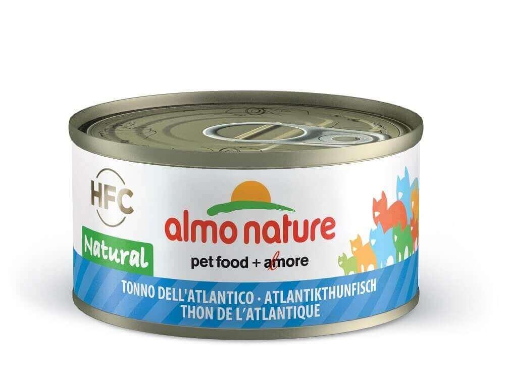 Pâtée Almo HFC Natural pour chat - Saveurs côté mer_6