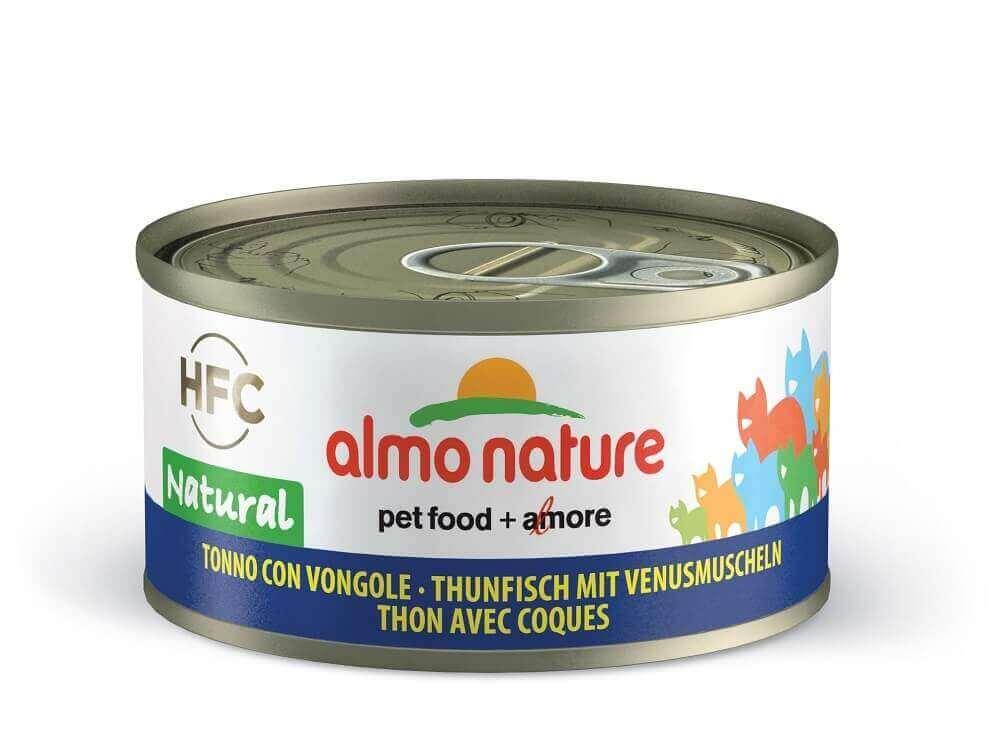 Pâtée Almo HFC Natural pour chat - Saveurs côté mer_4