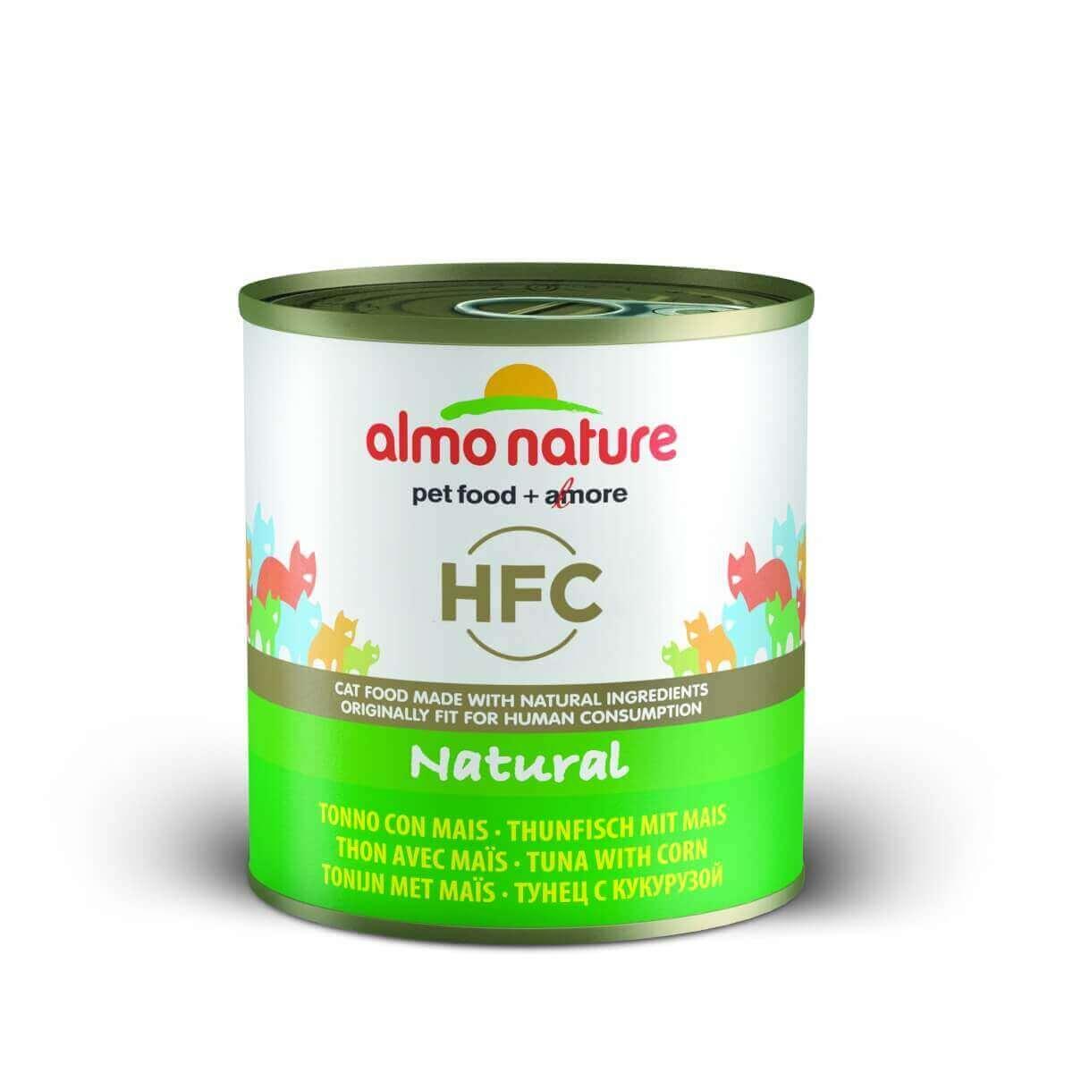 Pâtée Almo Nature HFC Natural pour chat 280g_6