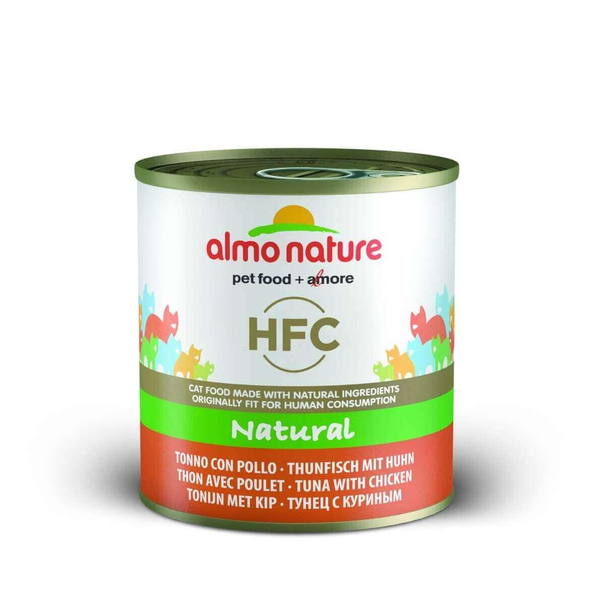 Pâtée Almo Nature HFC Natural pour chat 280g_5