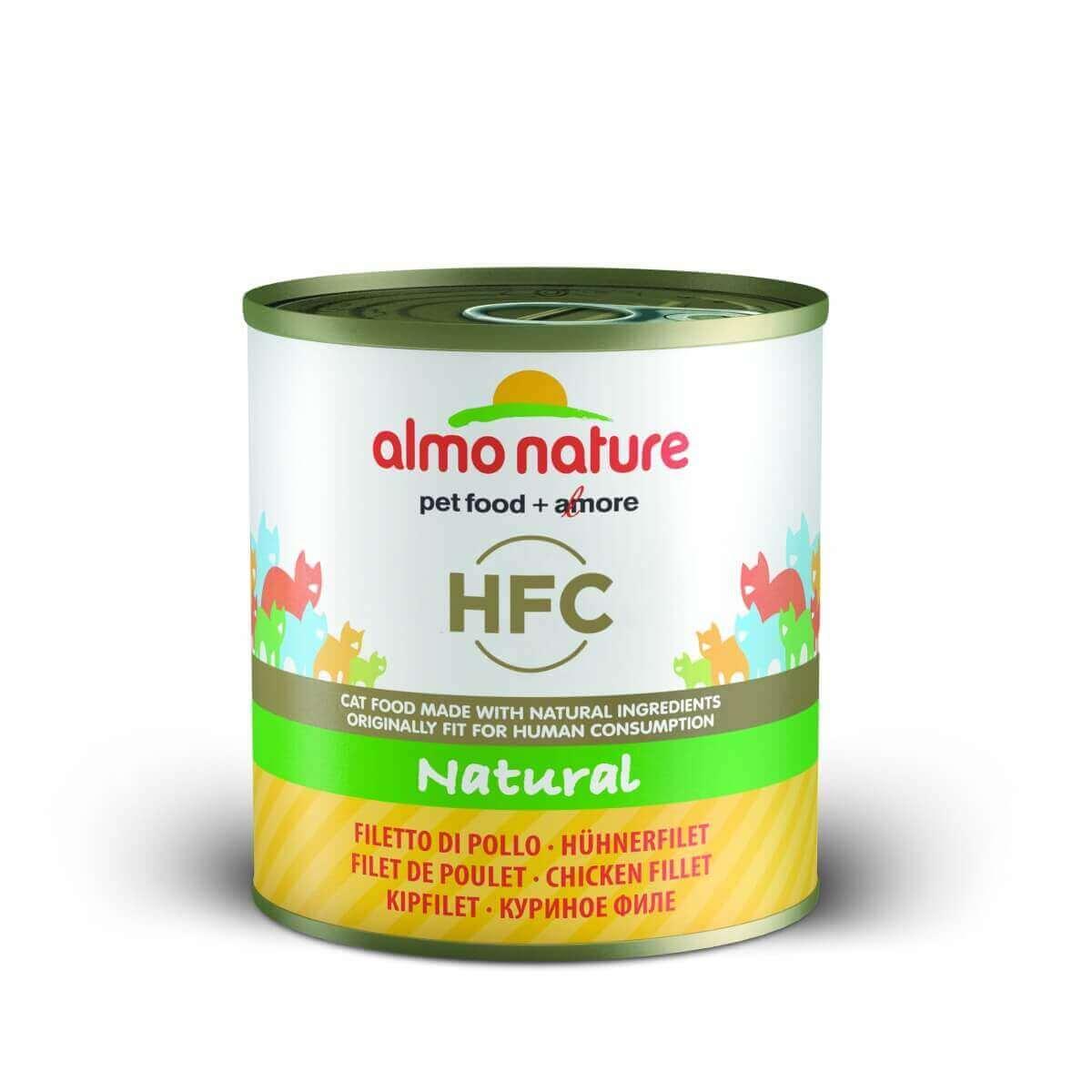 Pâtée Almo Nature HFC Natural pour chat 280g_3