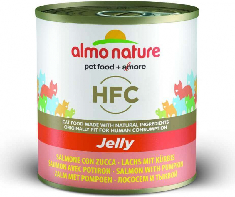 Pâtée ALMO NATURE HFC 280g Natural pour Chat Adulte - 6 saveurs au choix