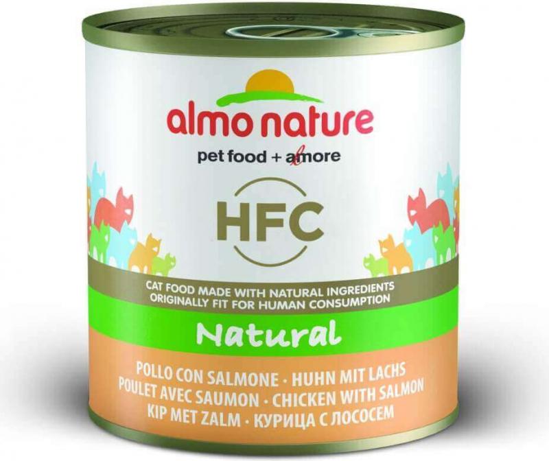 Paté Almo Nature Classic para gatos - Diferentes sabores