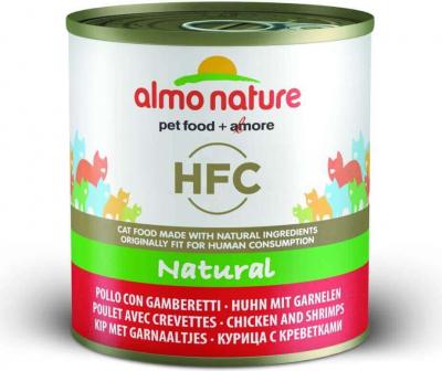 Pâtée Almo Nature HFC Natural pour chat 280g