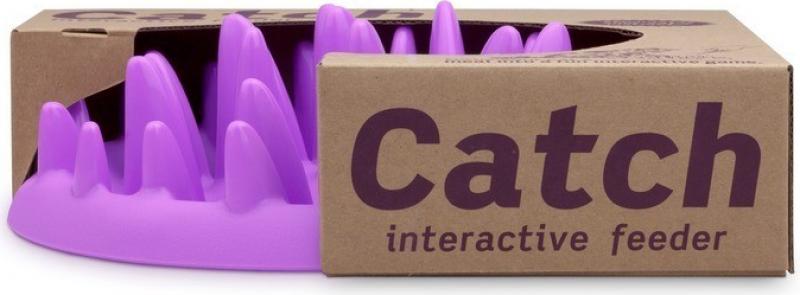 Distributeur interactif de nourriture pour chat - NORTHMATE CATCH