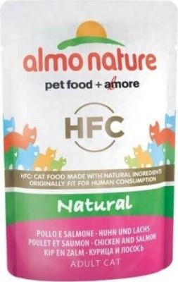 Paté Almo Nature Classic para gato - Diferentes sabores.