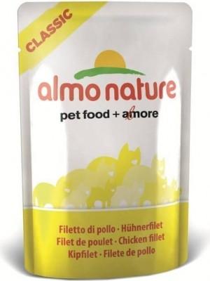 Sachet fraîcheur Almo Nature Classic chat 55g