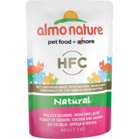 Sachet pour chat adulte Almo Nature HFC Classic - 55g