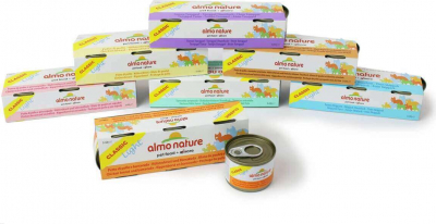 Almo Nature Light 3 x 50g