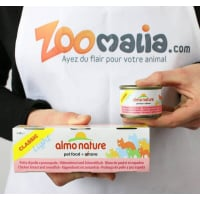 PACK de 3 Pâtées ALMO NATURE HFC Light pour Chat Adulte