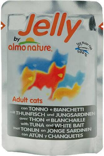 Pâtée ALMO NATURE HFC Jelly en Gelée pour Chat Adulte -