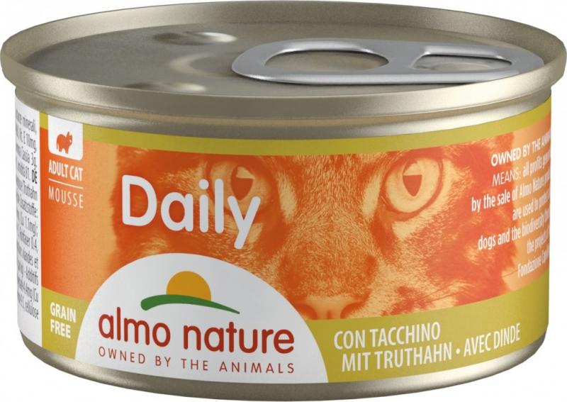 Paté Almo Nature Daily Menu 85gr para gato - Diferentes sabores