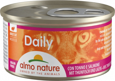 Almo Nature Daily Menu
