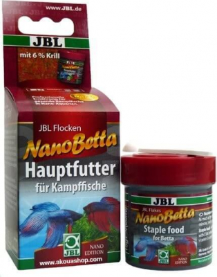 NanoGranoBetta 60 ml aliment pour combattant