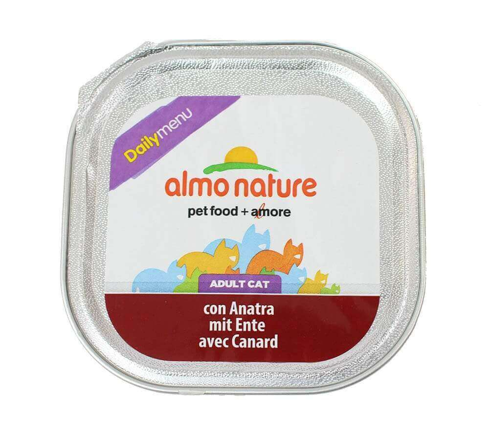 Barquette Almo Nature Daily Menu pour chat 100g_2