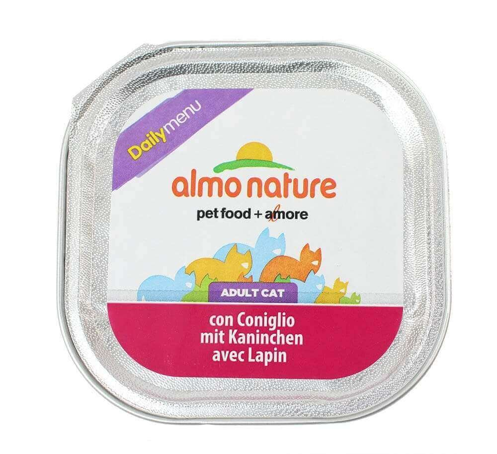 Barquette Almo Nature Daily Menu pour chat 100g_4