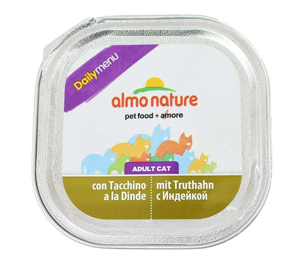 Barquette Almo Nature Daily Menu pour chat 100g_5