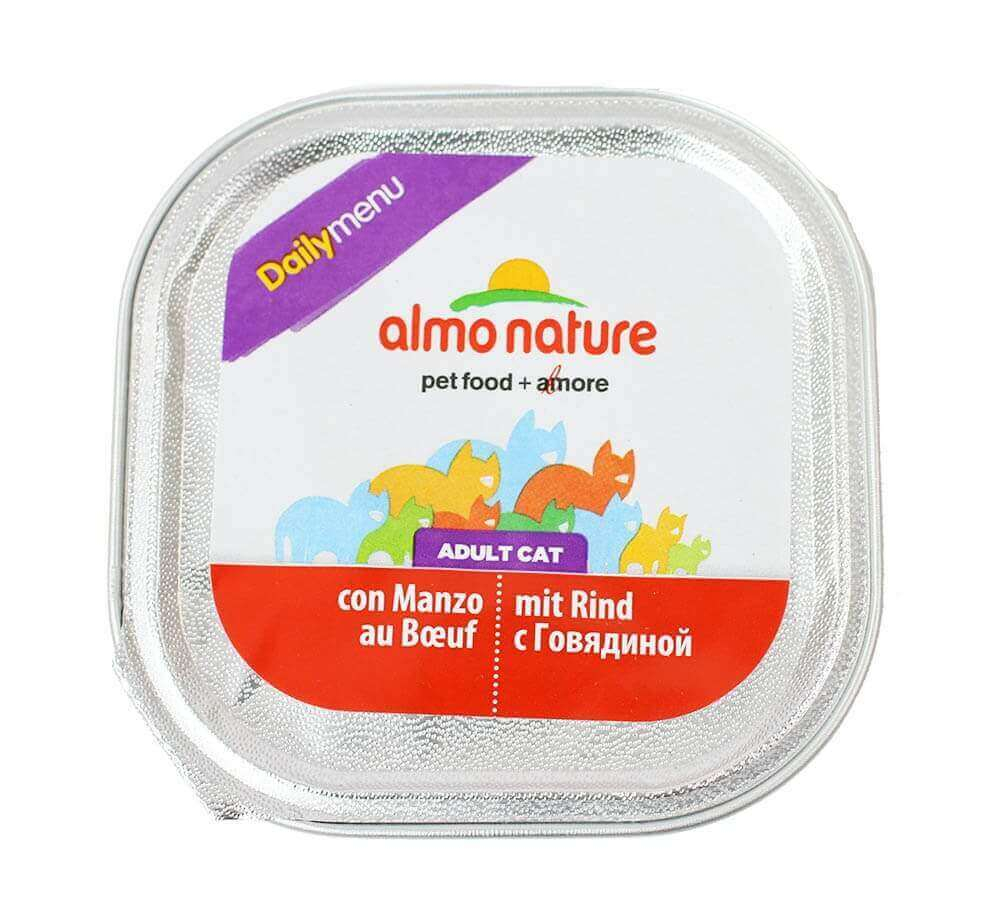 Barquette Almo Nature Daily Menu pour chat 100g_6